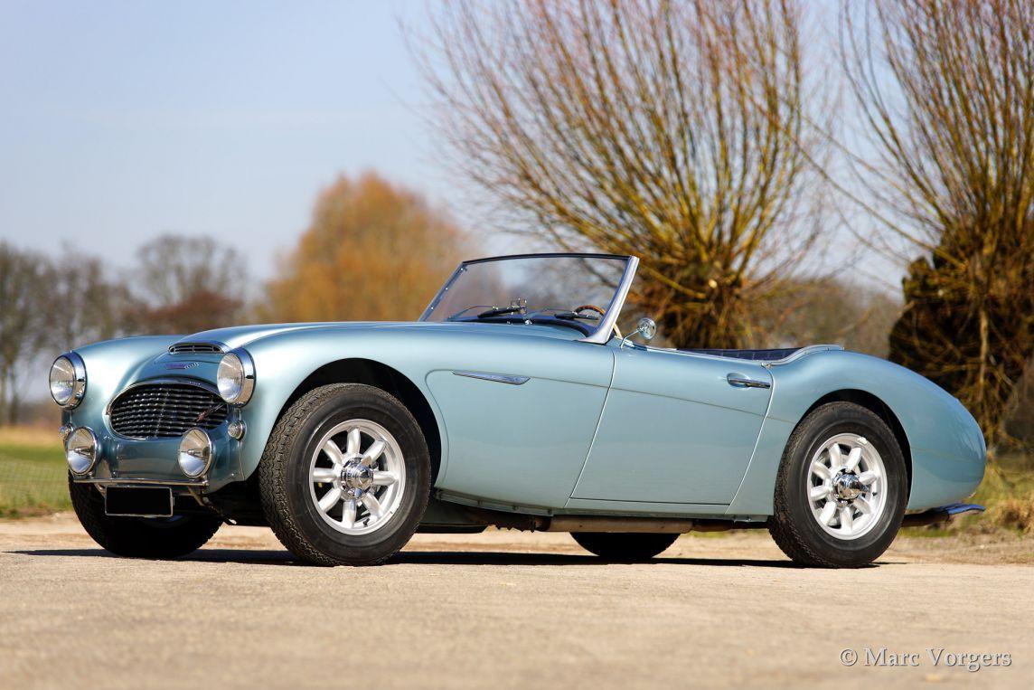 Austin Healey 3000 Mk I, 1961 Austin healey, Classic