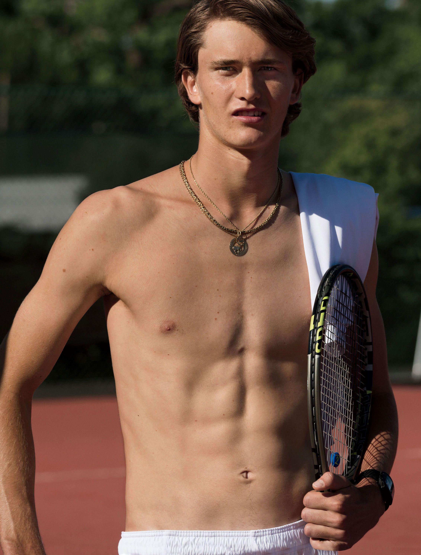 German Wunderkind Alexander Zverev On The U S Open And The Future Of Tennis Alexander Zverev Tennis Players Tennis Pictures