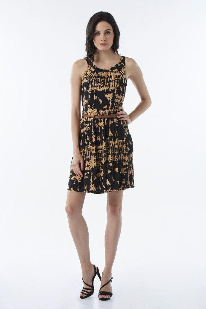 9286331d56 Belted Animal Print Dress – Izabel London