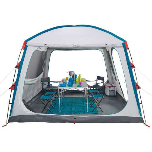 QUECHUA 10 Person Large Camping Shelter - Apenaz Base ...