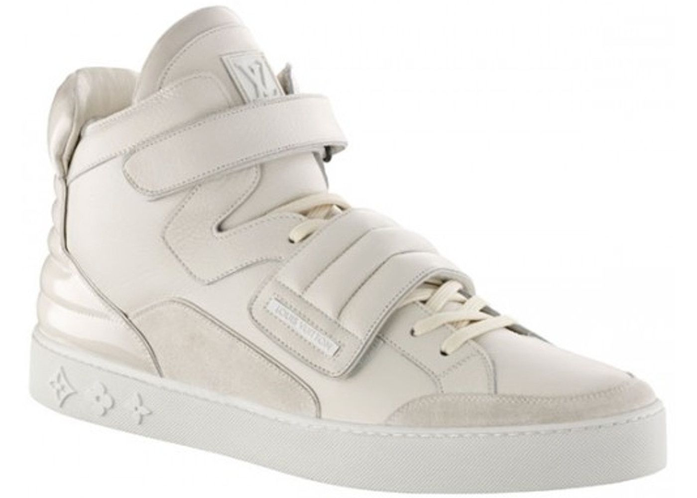 Check Out The Louis Vuitton Jaspers Kanye Cream Available On Stockx Louis Vuitton Shoes Sneakers Louis Vuitton Sneakers Louis Vuitton Sneaker