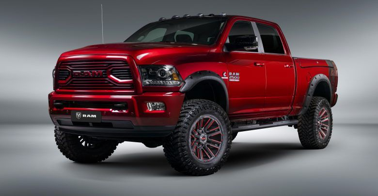 Ram Brand Introduces Ram 1500 To Brazil And A Custom Ram 2500 Dodge Trucks Ram Diesel Trucks Trucks
