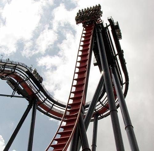 The world 39 s steepest roller coasters rollercoasters - Roller coasters at busch gardens ...