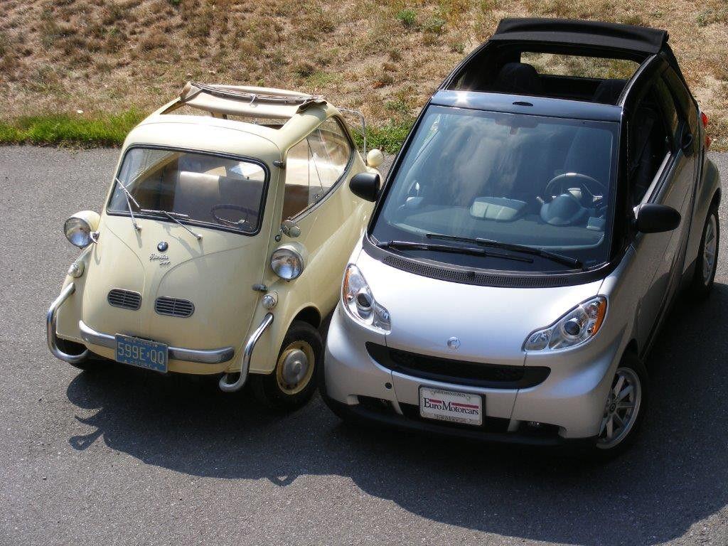 5 Smart Cabrio With Isetta Auto Exotica Special Interest