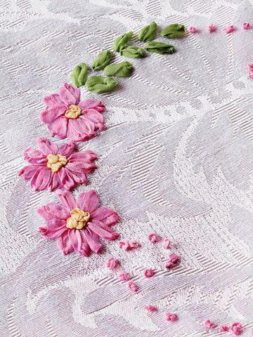 Amazon Silk Ribbon Embroidery Designs Techniques Fun