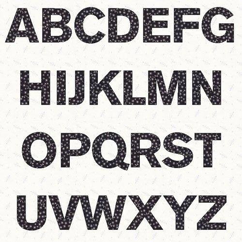 printable alphabet letters sans font alphabet template in pdf free printable letter stencils free