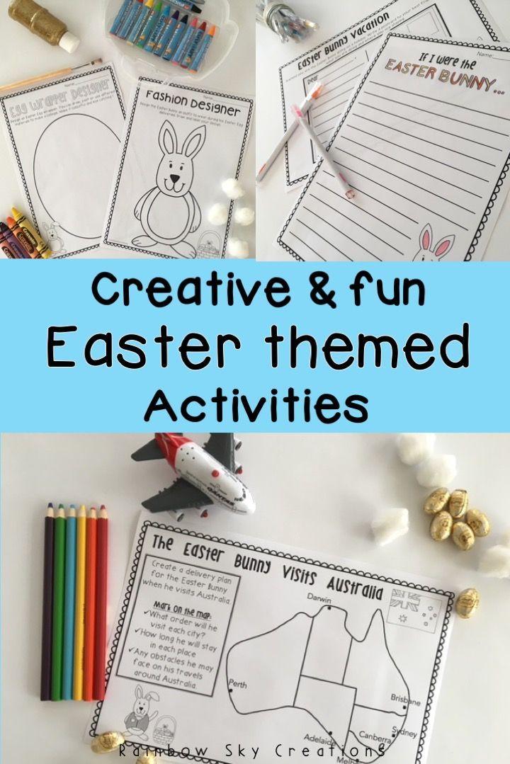 Easter Activities Australia - Easter Worksheets Grades 1-2 | Blooms ...