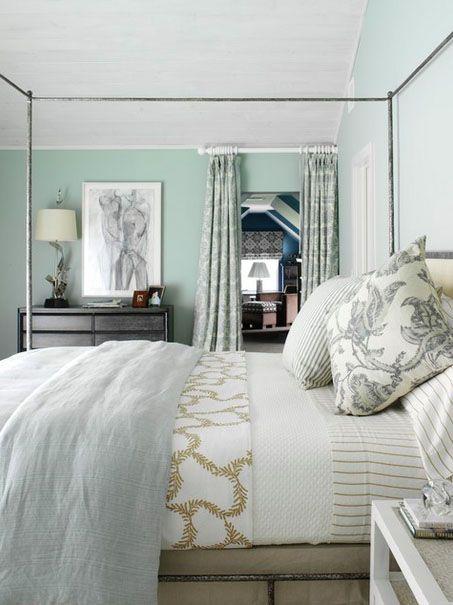 modern cape cod bedroom | Bedroom decor, Modern bedroom ...