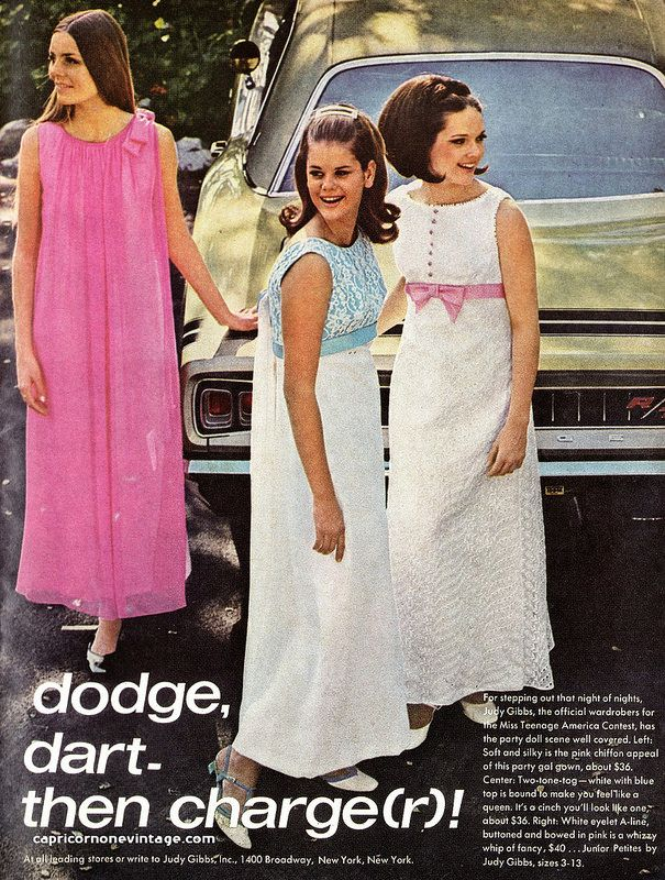 17819cee7e 1968 teen magazine/miss teenage america/dodge promo 4 | vintage ...
