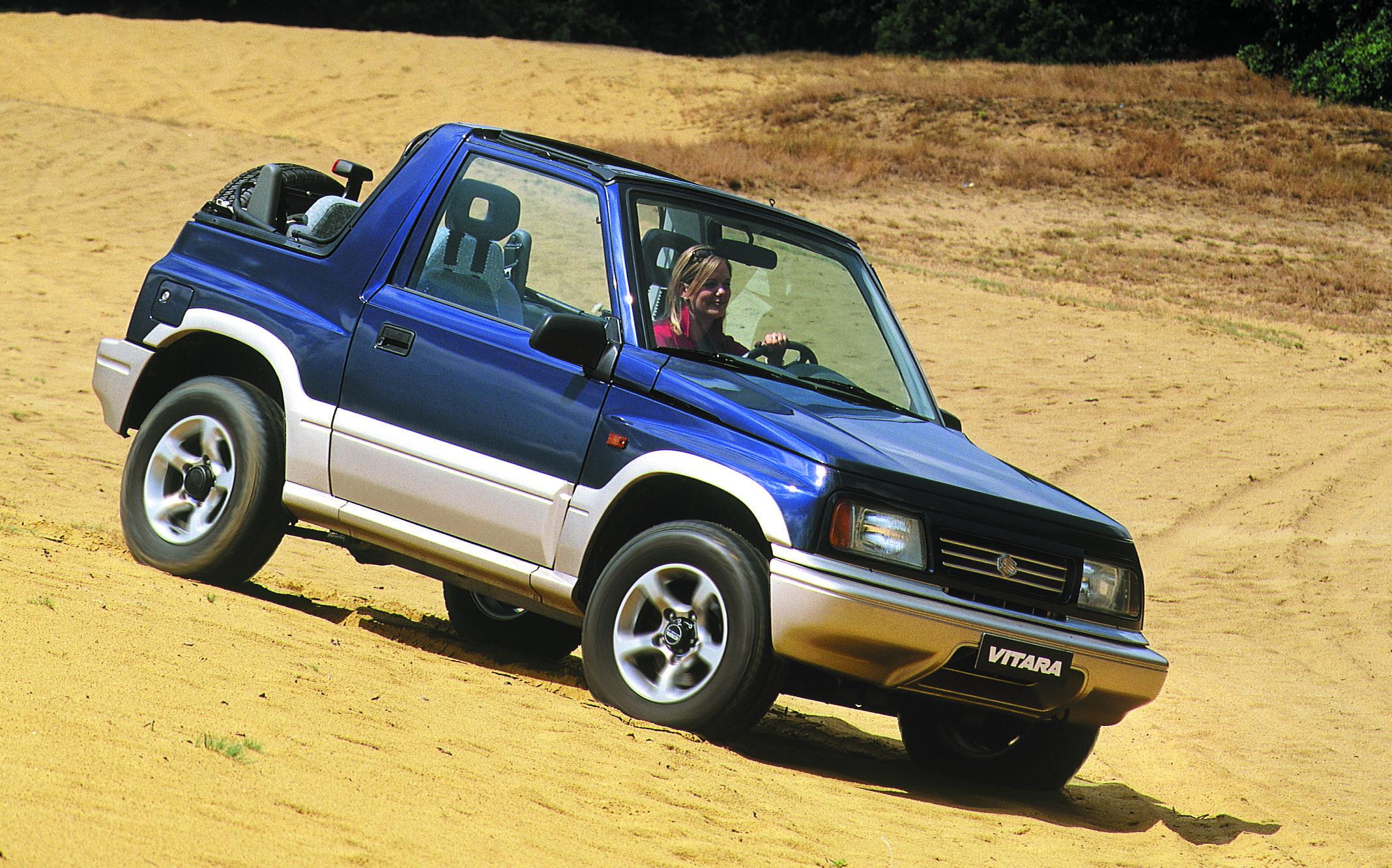 Dikke Vitara Jenge Suzuki Vitara Cabrio Suzuki Vitara