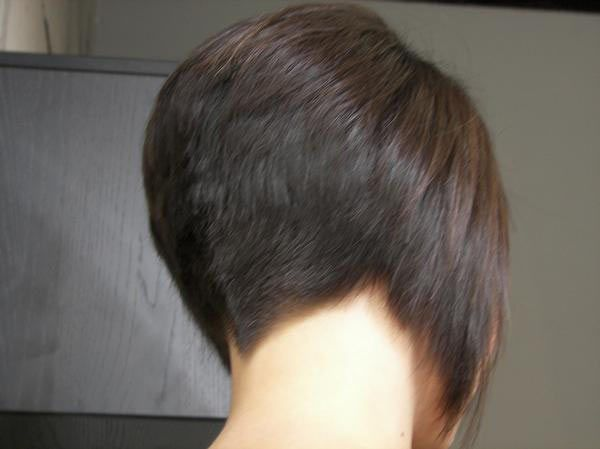 Short Bob Hairstyles Front Back Gallery Hair Pinterest - Bob hairstyle pictures front and back