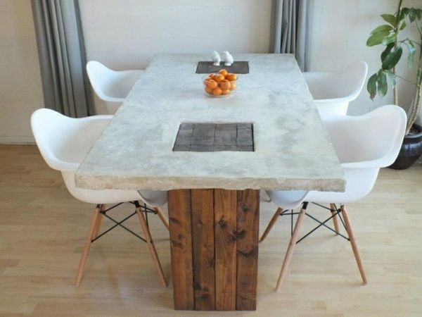 Épinglé par Nathalie Peyrot sur Meubles | Table à manger ...