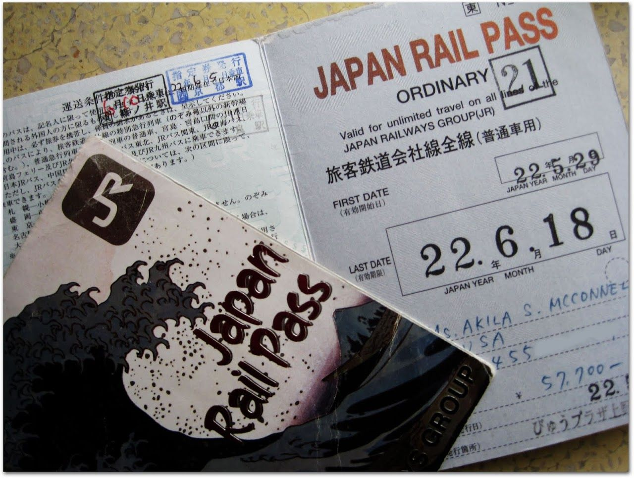 Is The Japanese Rail Pass Worth Getting Tokyo Japan Rail