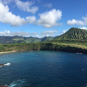 Hanauma Bay Trail - Honolulu, HI, United States. Haunama bay & kokohead