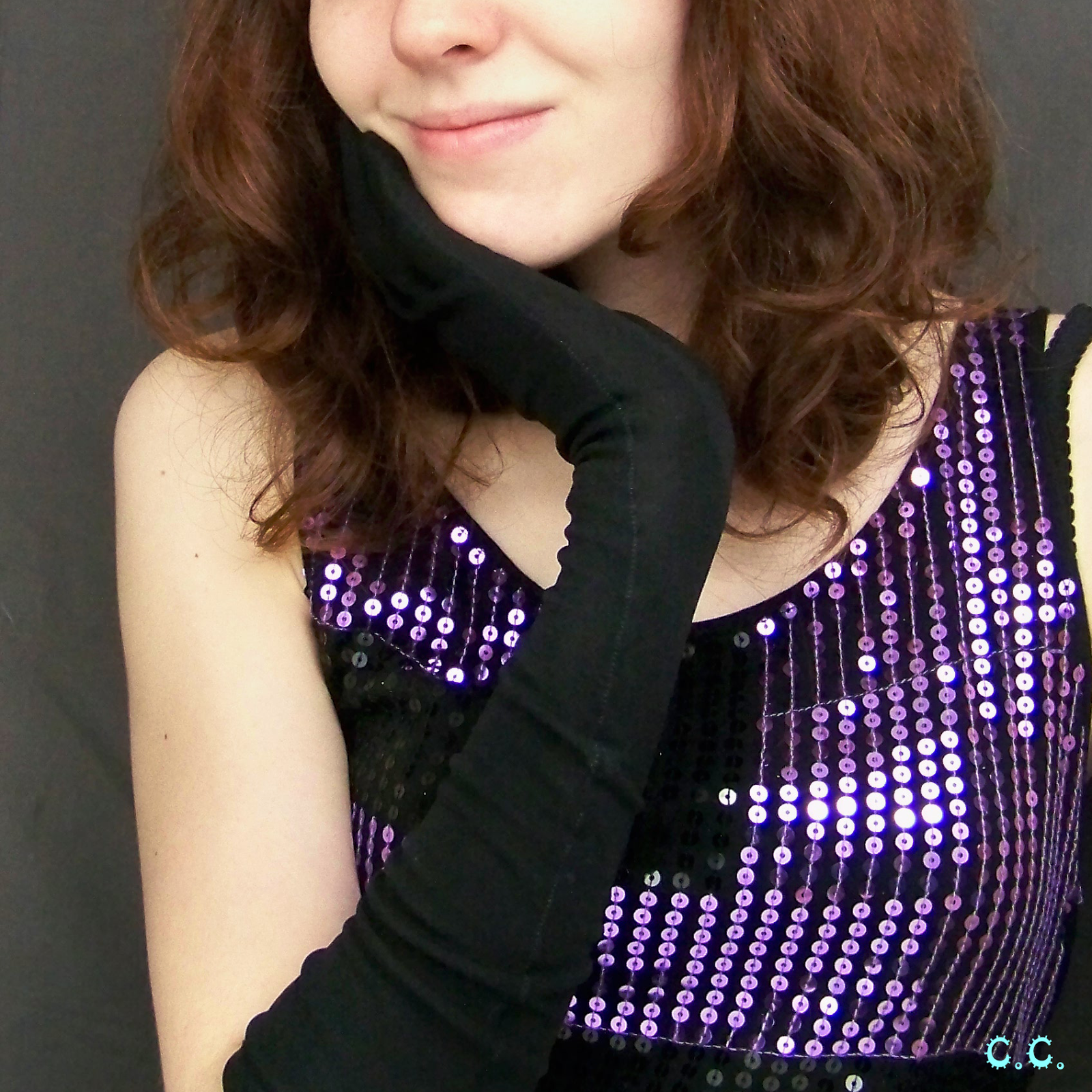 The Cwafty Blog: Tutorial Tuesday: Dress to Gloves Refashion