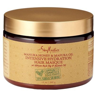 Wishlist | SheaMoisture Manuka Honey & Mafura Oil Hydration Intensive Hair Masque