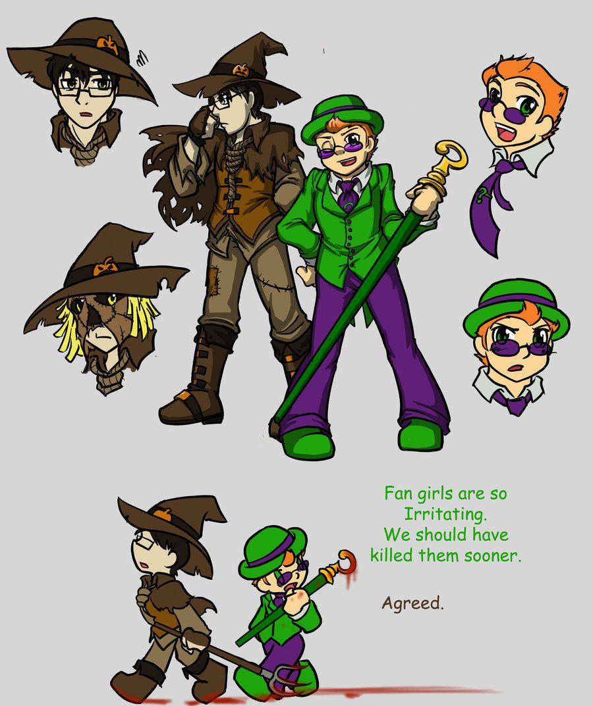 Comparison 37 Mad Hatter Gotham VS Comics