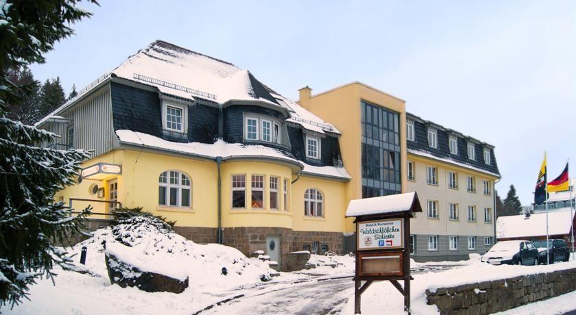 Booking.com: Hotel Waldschlößchen Schierke - Schierke, Deutschland