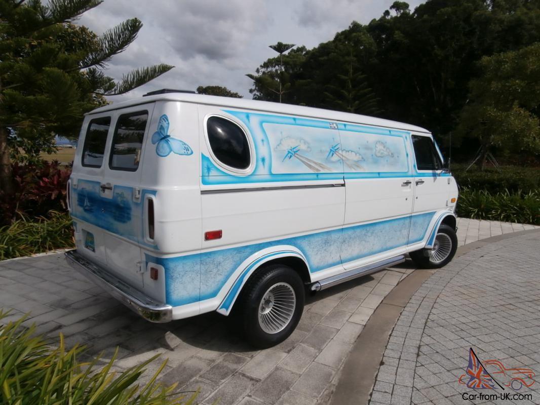 1972 Ford Econoline Van | 1972 Ford Econoline Custom VAN in Moreton ...