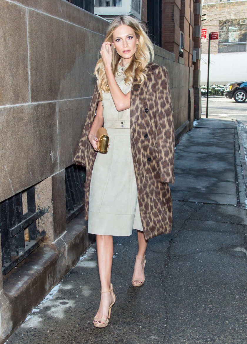 Poppy Delevingne - The Cut