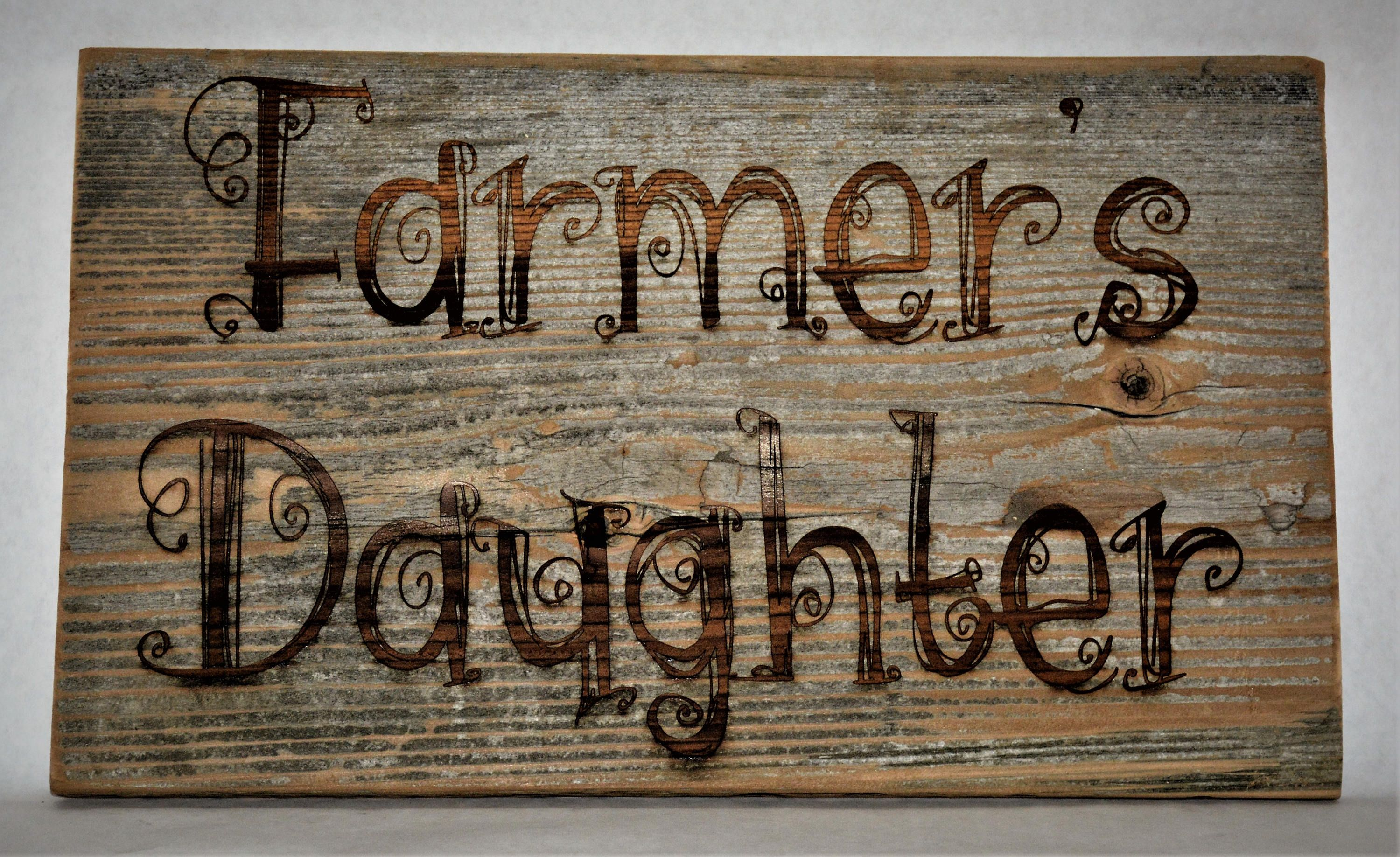 Barn Board Custom Engraved Wooden Signs All Engraving Included Etsy In 2020 Barn Wood Signs Old Barn Wood Barn Board