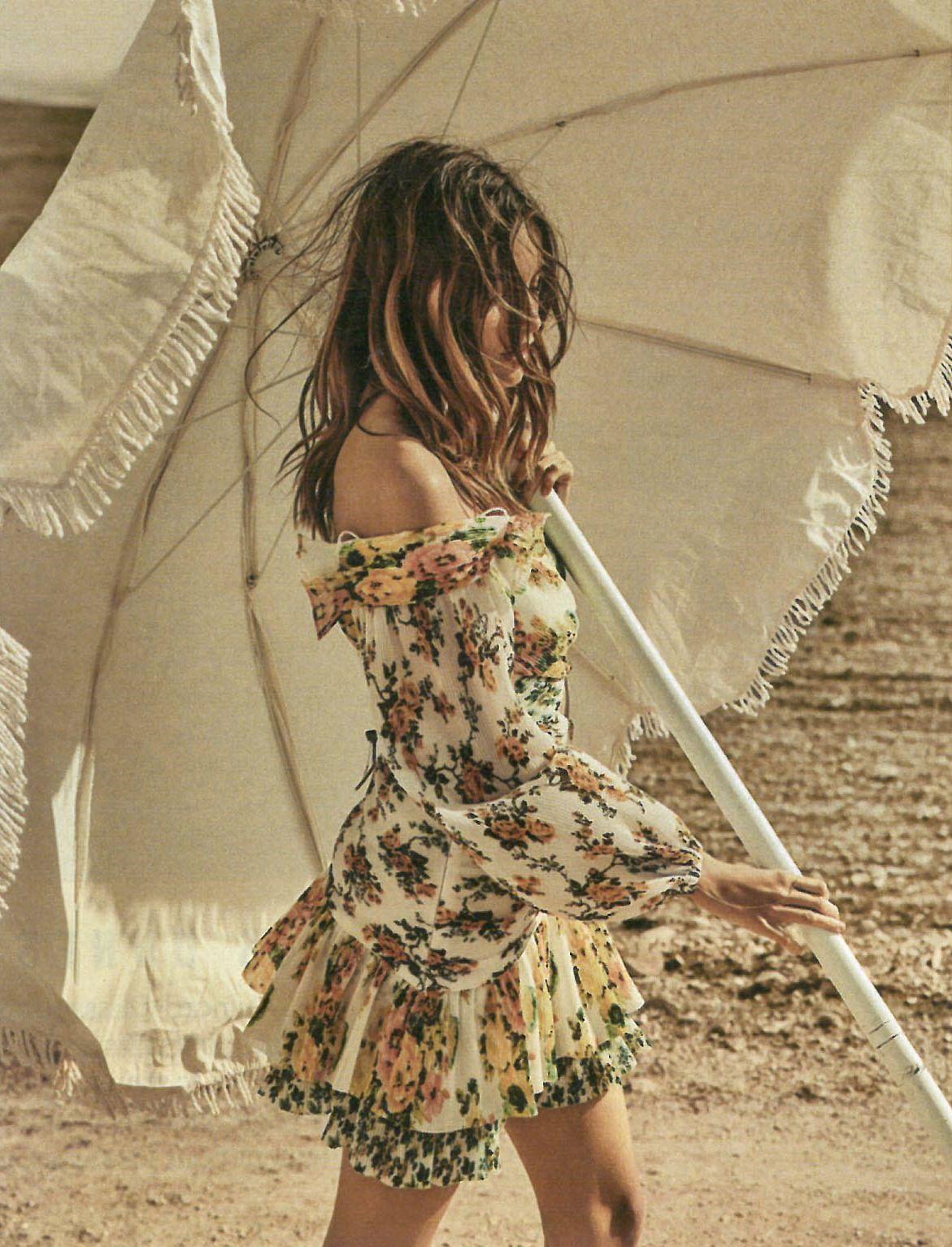 Zimmermann Golden Surfer Dress Fashion Dresses Floral Tops