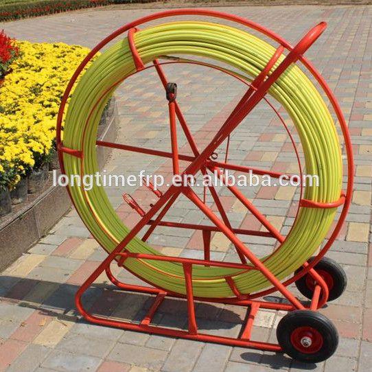 10mm 200m Fiberglass reinforced rod & Fiberglass pipe sewer