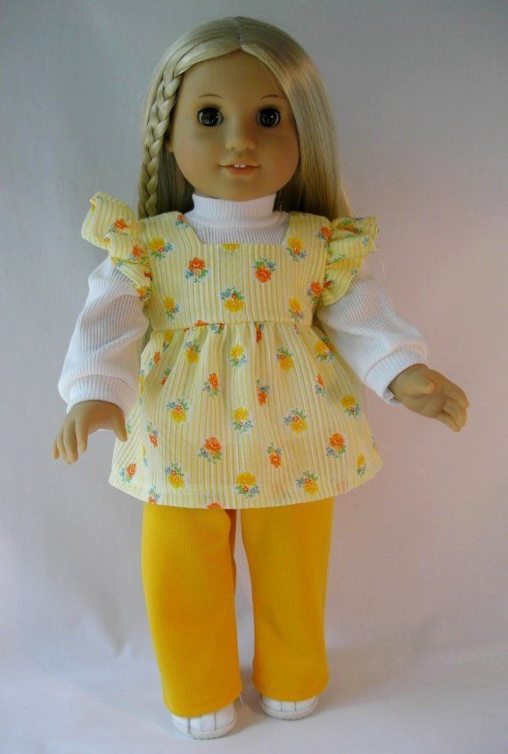 1974-112 Summery Outfit for Julie from 1975 by terristouch on Etsy ...