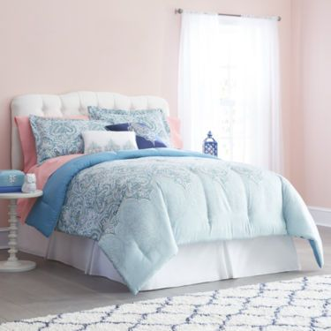 jcp | Inspire Jasmine Medallion Comforter Set | Bedroom makeover ...