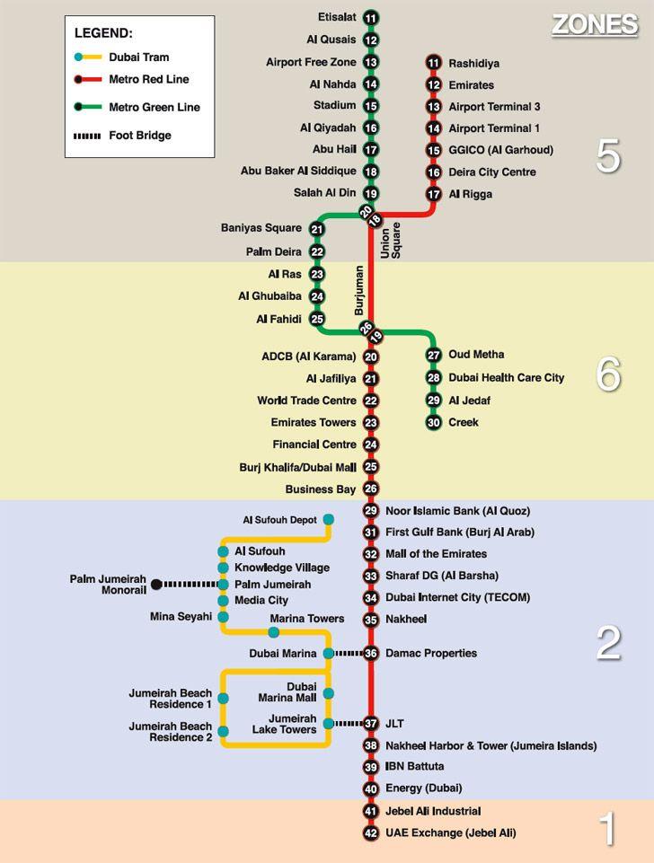 Epingle Par Morgane Sur Style Plan De Metro Metro Dubai