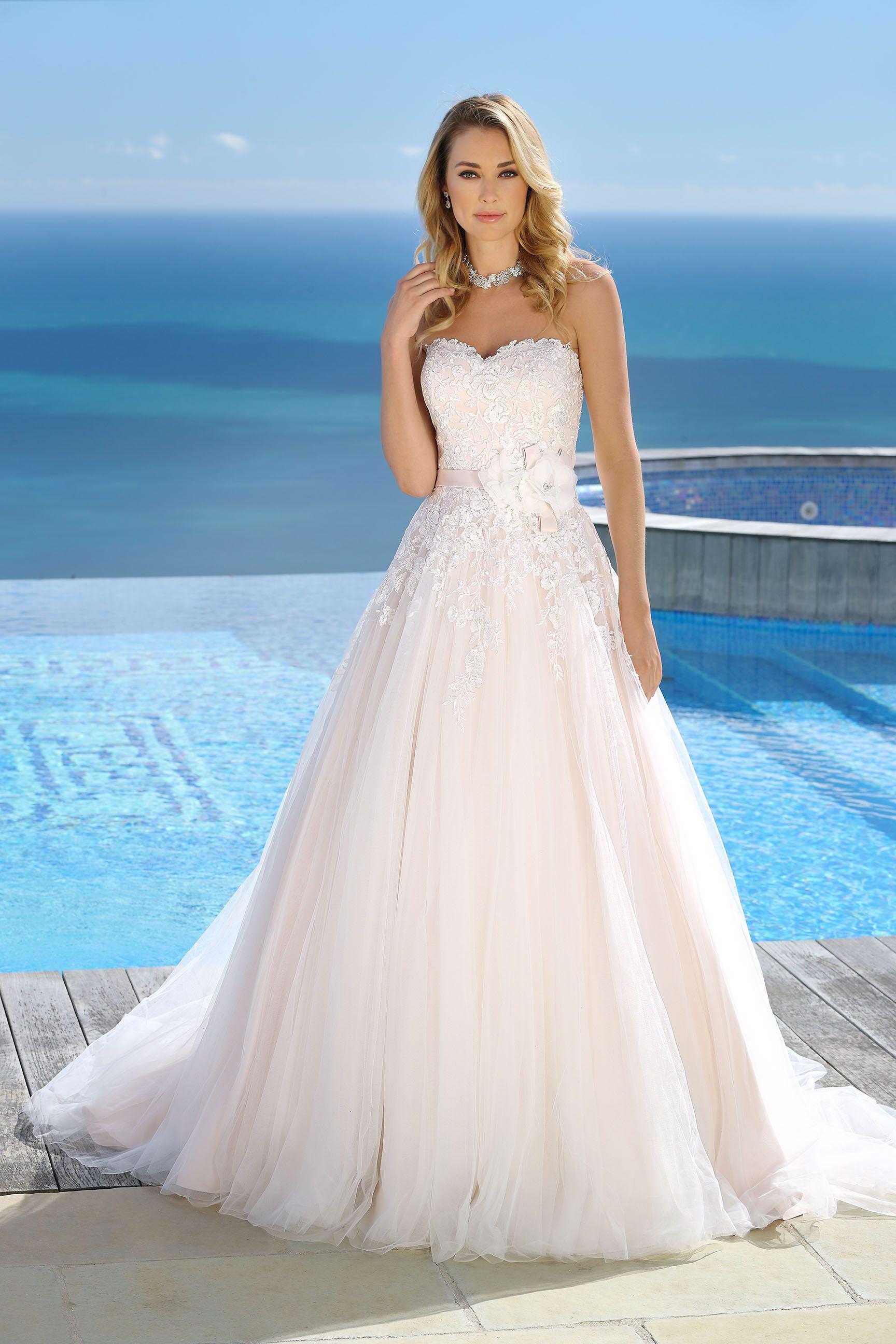 Style 419051 New Collection Wedding Dresses 2019 Kleider Hochzeit Brautkleid Prinzessin Brautmode