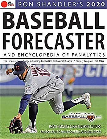 B O O K Pdf Ron Shandler S 2020 Baseball Forecaster Encyclopedia Of Fanalytics By Brent Hershey Bra In 2020 Free Books Online Free Reading Online Download Books