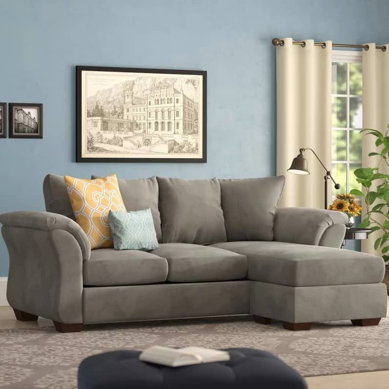 38 Types Of Sectional Sofas 2020 Buying Guide Livingroom Layout Living Room Grey Sectional Sofa