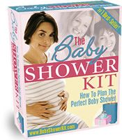 The Baby Shower Kit   How To Plan The Perfect Baby Shower | Baby Shower  Gifts | Pinterest | Babies