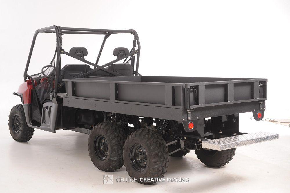 Modified Polaris Ranger Utv Dump Truck