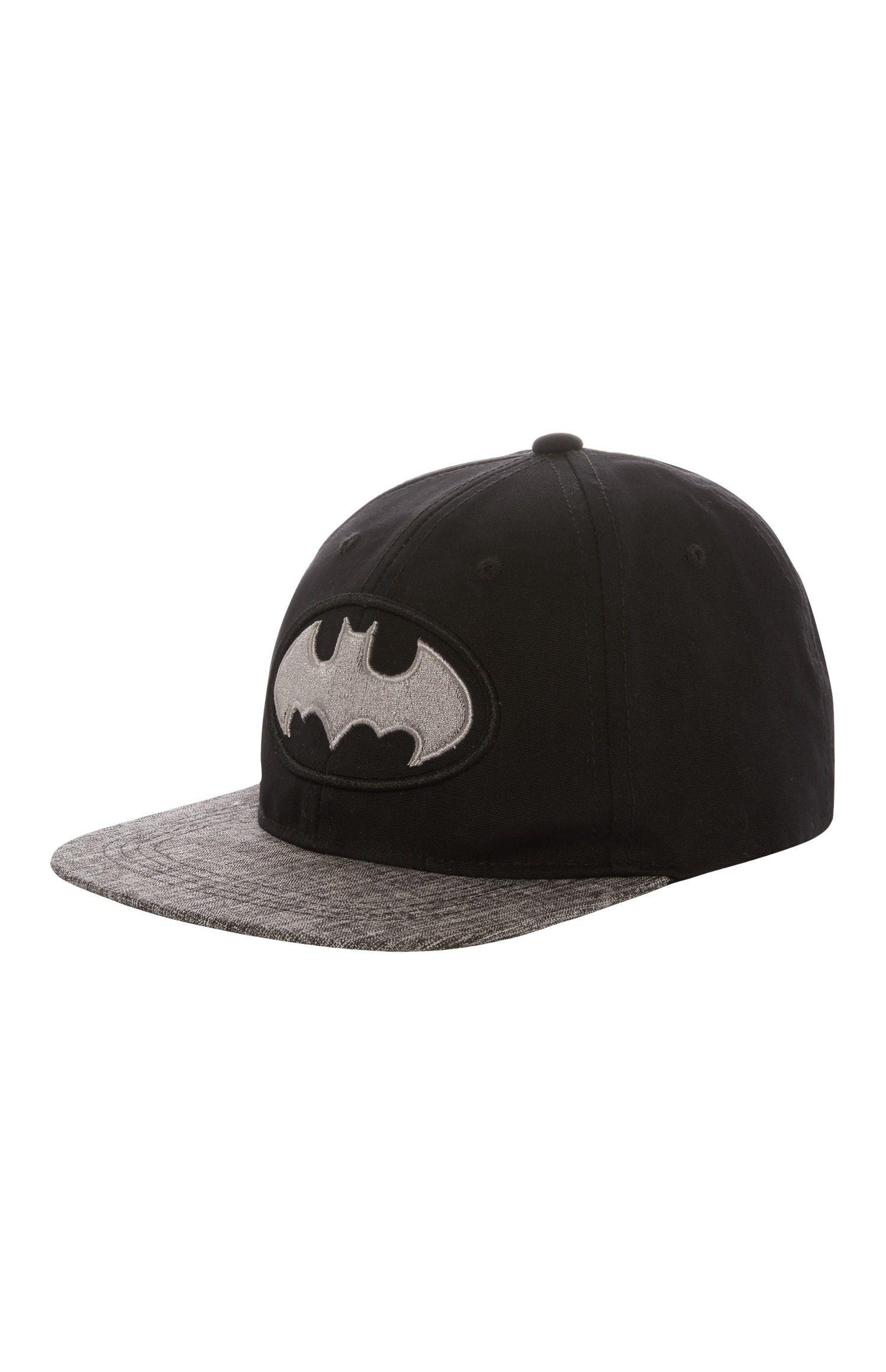 116ef9a67 Primark - Black Grey Batman Cap | outfits | Cap, Baseball hats, Batman