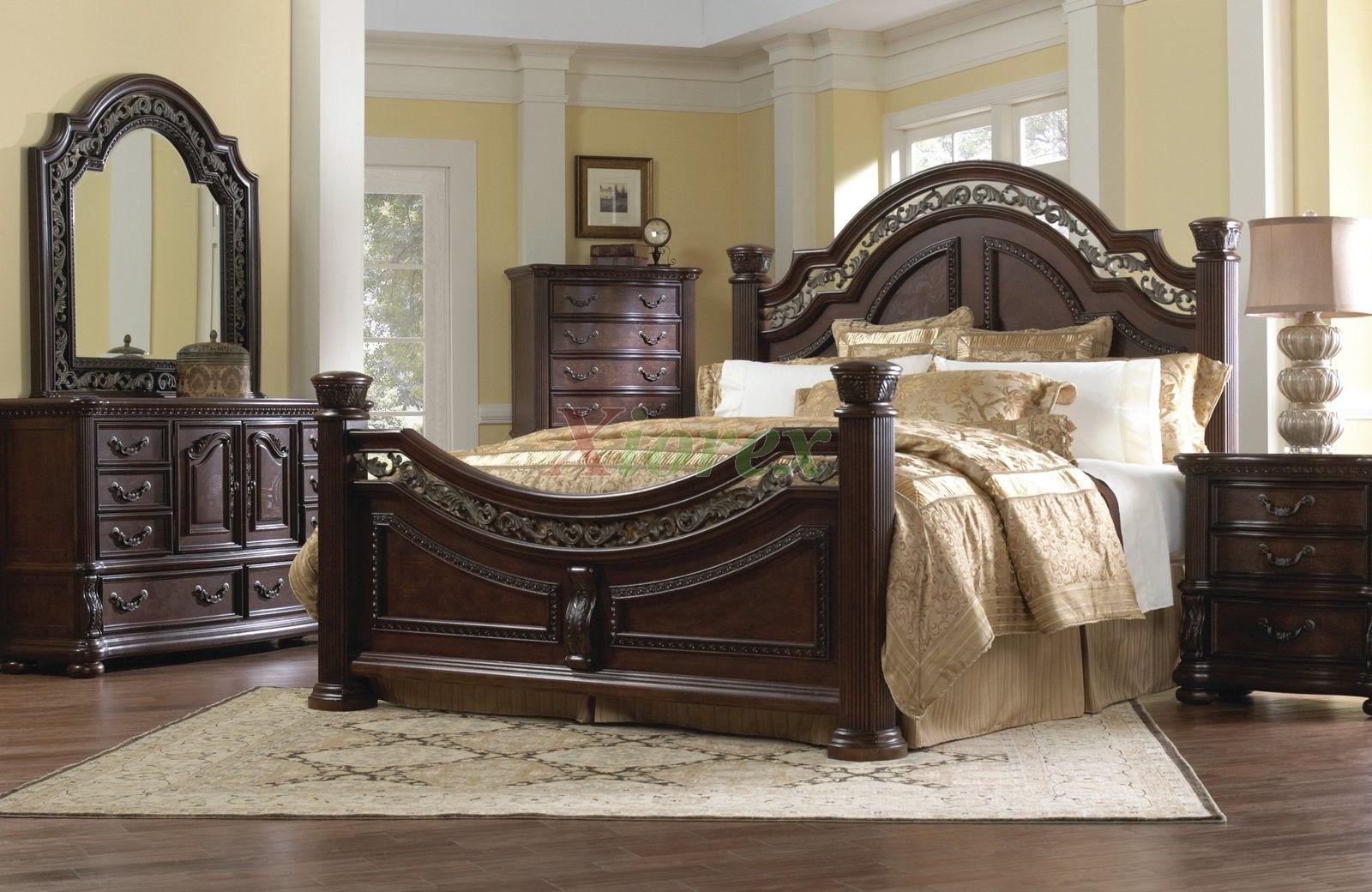 Beautiful Traditional Bedroom Idea Furniture Set Tdc | À acheter ...