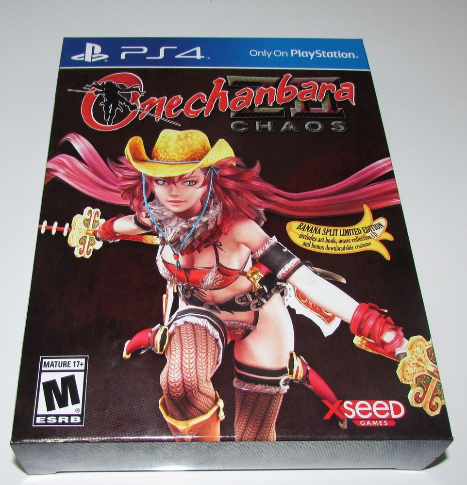 onechanbara z2 chaos ps4
