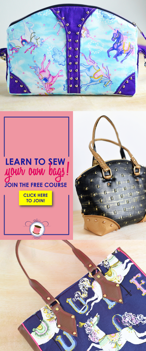 How To Sew A Bag Step By Step Free Bag Patterns To Download Pdf New Free Bag Patterns To Download Pdf