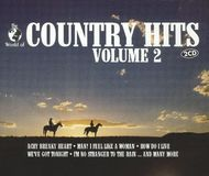 World of Country Hits, Vol. 2 [CD], 11102892