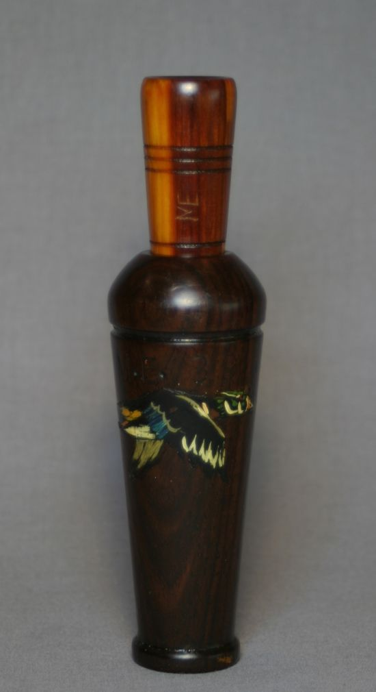 Earl Dennison Reelfoot Style Duck Call Vintage Contemporary Duck