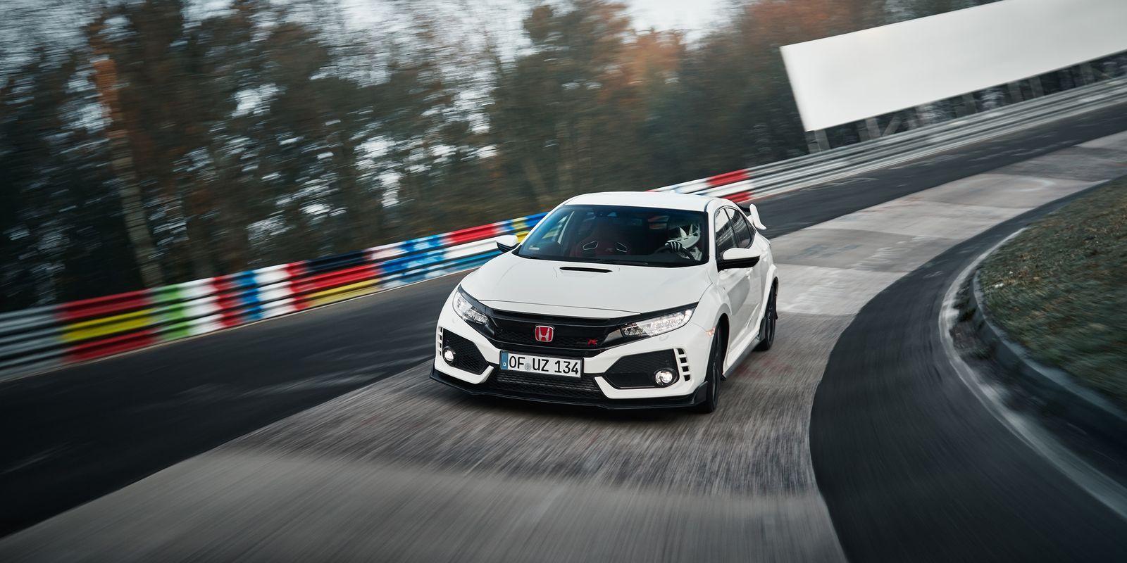 The 20 Greatest Front Wheel Drive Track Cars You Can Buy Honda Civic Type R Honda Civic Honda