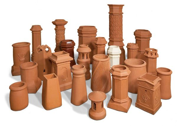 Chimney Flues Clay I Covet Some Of These Decorative Flues Chimney Cap Clay Chimney Cowls