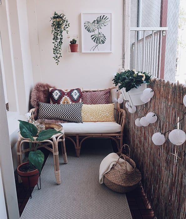 Balkon-Make-over-04-Huismuts-IKEA-Wooninspiratie,  #BalkonMakeover04HuismutsIKEAWooninspirati... #smallbalconyfurniture