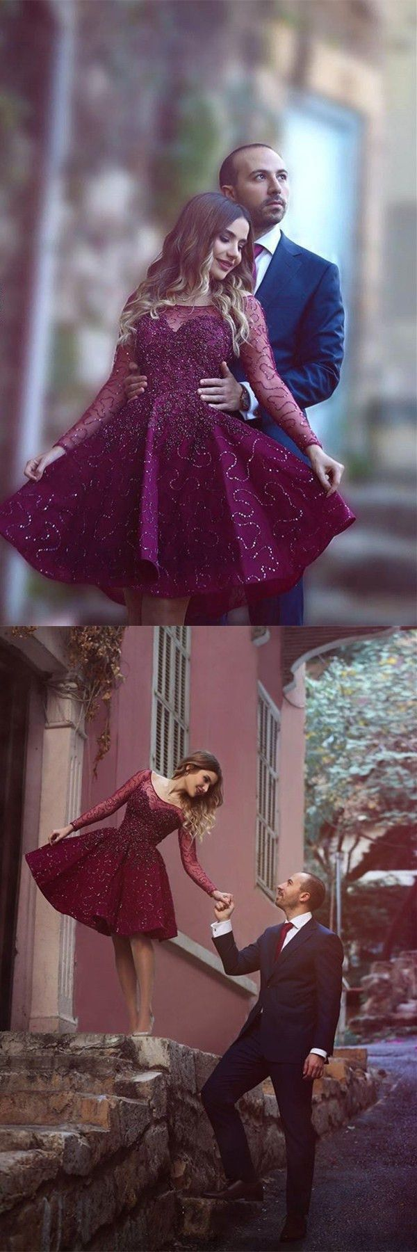 Latest fashion dresses in formal 2018