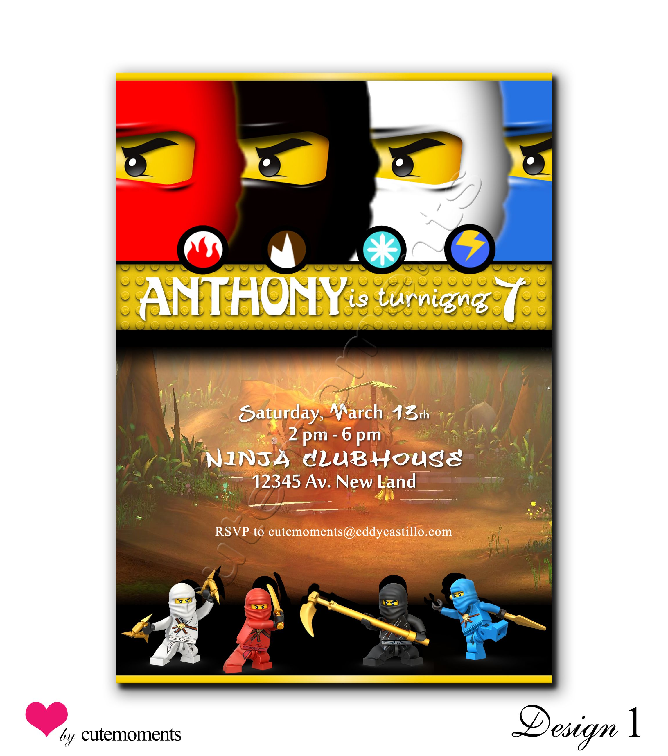Lego Ninjago Was Created By The First Master Of Spinjitzu Using The