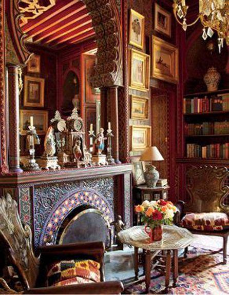 A Magician From Memphis Moroccan Interiors Moroccan Decor