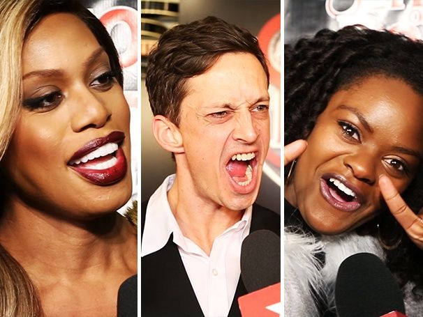 The Morons! The Hopeless! Toe Suckers?! Laverne Cox, Andy Karl, Shanice Williams & More Name Their Fantasy Rock Bands at the School of Rock Opening