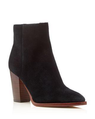 6499b3c06 SAM EDELMAN Blake Block Heel Booties.  samedelman  shoes  boots ...