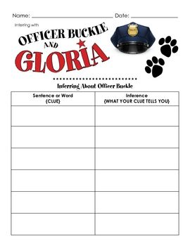 Printables Officer Buckle And Gloria Worksheets officer buckle and gloria worksheets pichaglobal 1000 images about activities on